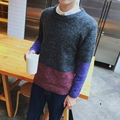 Winter Men Jumper  Knitted Sweater O-neck Long Sleeve Warm Pullovers Male 2016 New Sweaters Plus size clothes