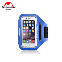 Naturehike Outdoor Running Arm Bag For 5 7 Inches Phone Men Momen 4 Colors Sport Accessories