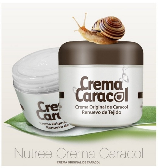 korea Jaminkyung Crema Caracol Snail Cream Reduce Scars Acne Pimples Moisturizing Whitening Face Care Cream Treatment