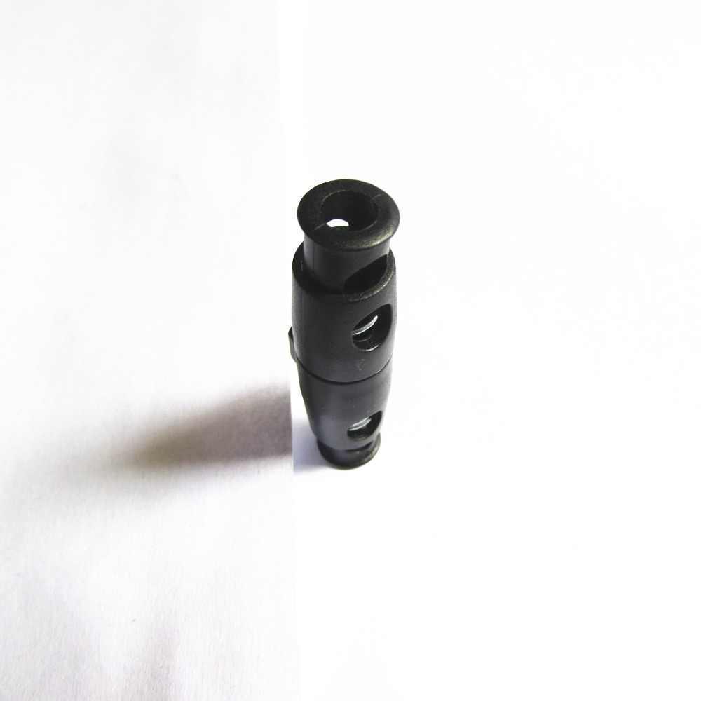 Пластиковые замки для шнура торцевые Стопорные стопоры