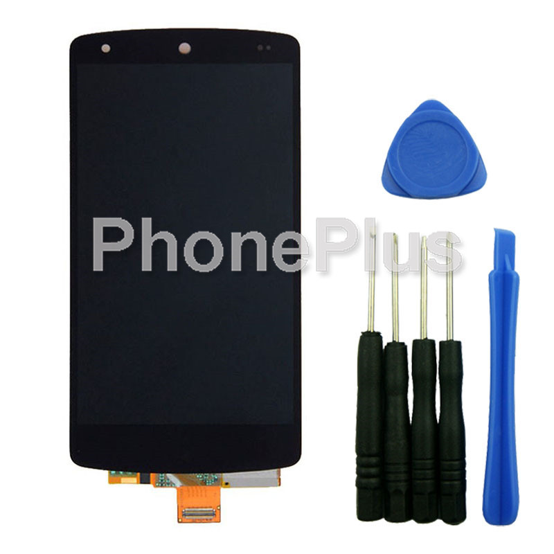 ФОТО For LG Google Nexus 5 D820 D821 Touch Screen Panel Digitizer Glass LCD Display Assembly With Tools