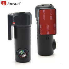 Junsun Dashcam S30 Mini WIFI DVR Coche Dash Cámara Grabadora de Vídeo Digital Videocámara Registrador APP Monitor Inalámbrico Dvr