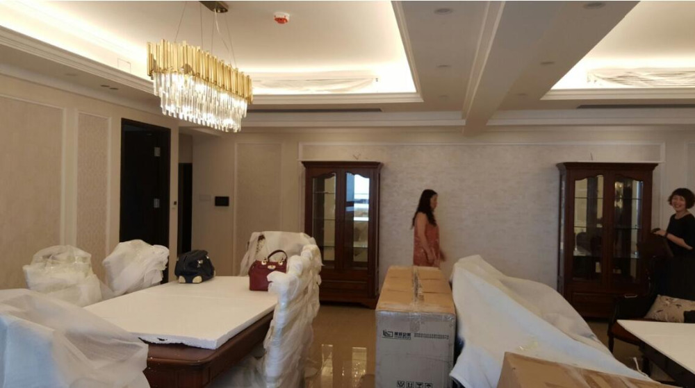 Kronleuchter Reiniger Spray ~ Luxus kristall kronleuchter gold glanz wohnzimmer lampe hotel