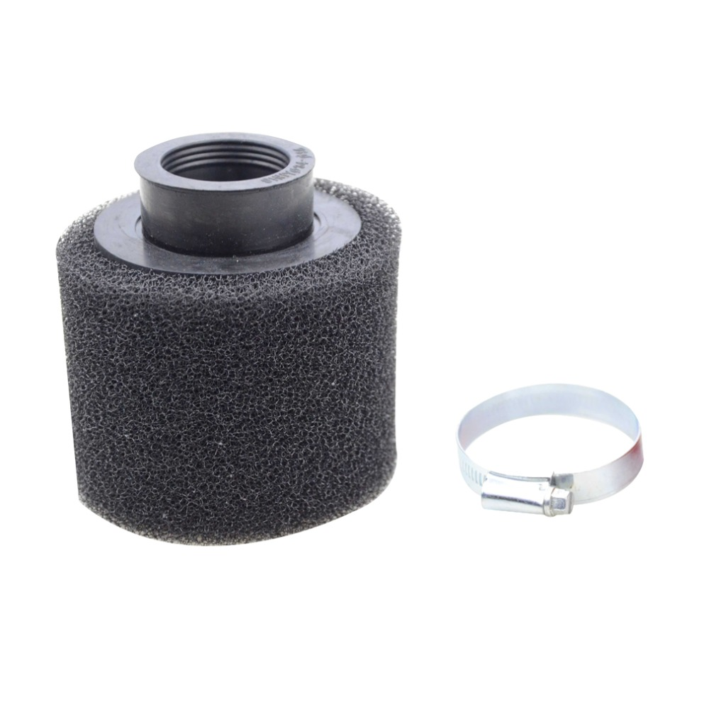 GOOFIT 39mm Cleaner Air Filter 125cc 150cc 200cc ATV Quad Go Kart Cart Dirt Bike P091 045 1 in Air Filters Systems from Automobiles Motorcycles