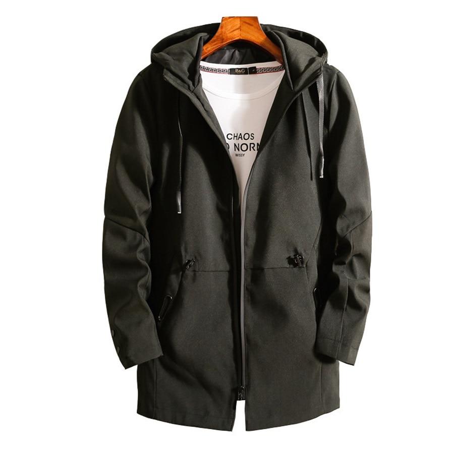 Size M-4XL Mens Military Coat Bomber Rain Jacket Waterproof Walking Thin Outwear
