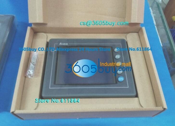 Delta HMI Touch Screen DOP-AS57BSTD 90-95% Original