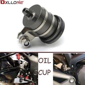 Image 1 - Universal Motorcycle Brake Fluid Reservoir Clutch Tank Oil Fluid Cup For SUZUKI GSR400 GSR600 GSR750 B KING1300 GSX1400 GSF650