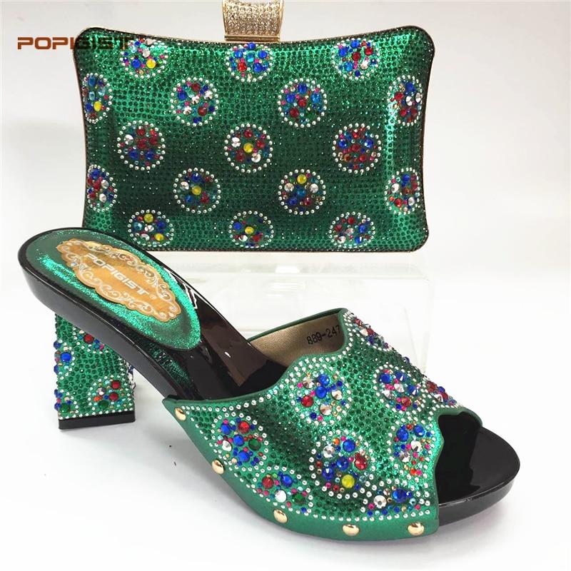 La Boda Nueva Llegada Black Color Bolsa Verde green Italiana royal Zapatos Que Del Africana Para Blue Juego wine Y A sliver Con Coincida Coincidir gold wwvqZ