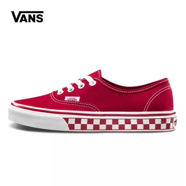 Honest Vans Autumn Campus Lattice Series Classic Men And Womens Sneakers Canvas Shoes, Sports Shoes Weight Lifting Shoes Hipho Eur 36-4