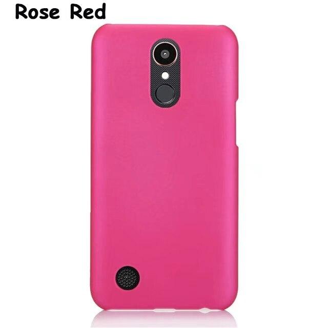 Rose Red Phone case lg k20 flip 5c64f48292983