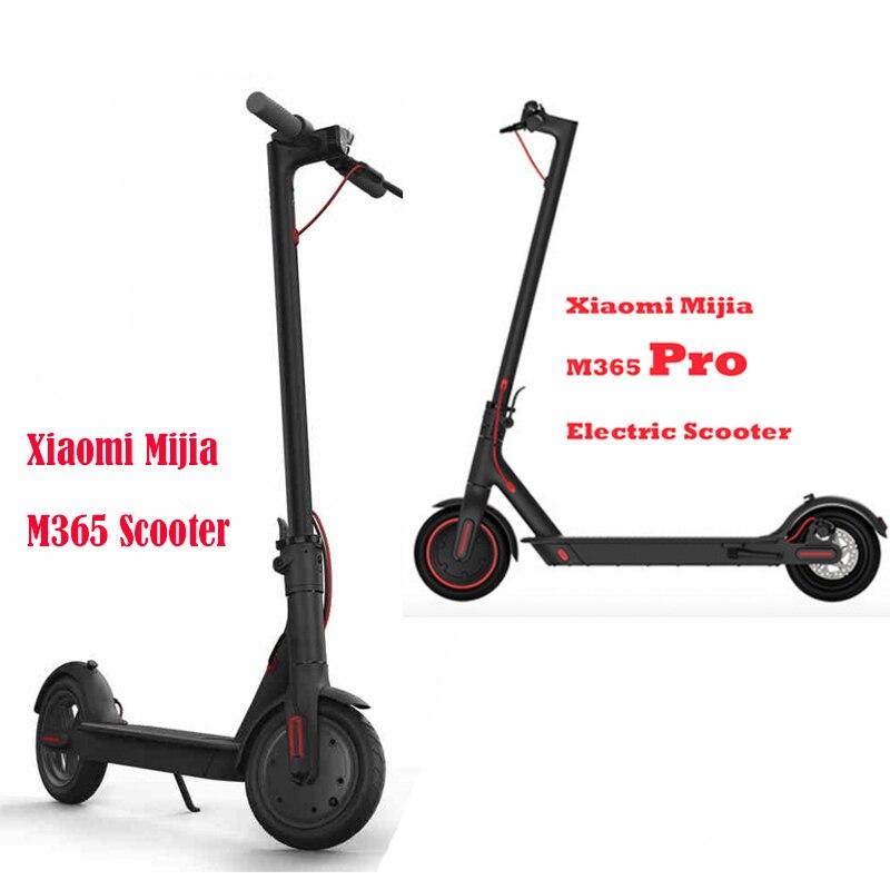 Xiaomi Mijia M365 pro Electric Smart Scooter_1