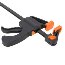 'The Best' 4/6/8/10 Inch F Shape Woodworking Clamp Quick Release DIY Wood Working Clip Spreader Tool 889(China)