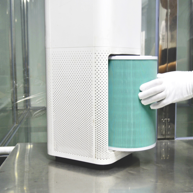 Air Purifier Filter for xiaomi air purifier 2 / 1 / pro mi air ozonizer air cleaning Removing dust PM2.5 HEPA Version original xiaomi air purifier filter parts antibacterial enhanced economic version for xiaomi mi air purifier air cleaning filter