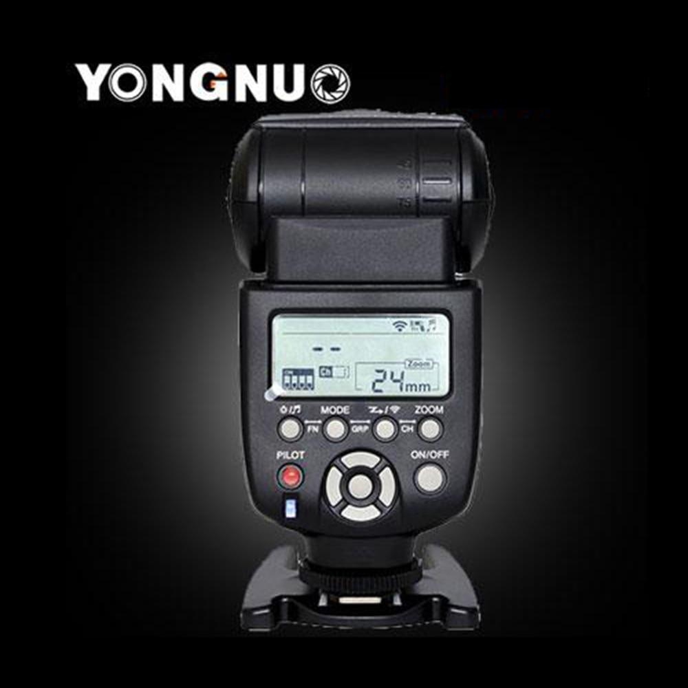 YONGNUO YN560III YN560 III YN560 III Wireless Flash Speedlite For Canon Nikon Olympus Pentax Camera Flashlight-in Flashes from Consumer Electronics    3