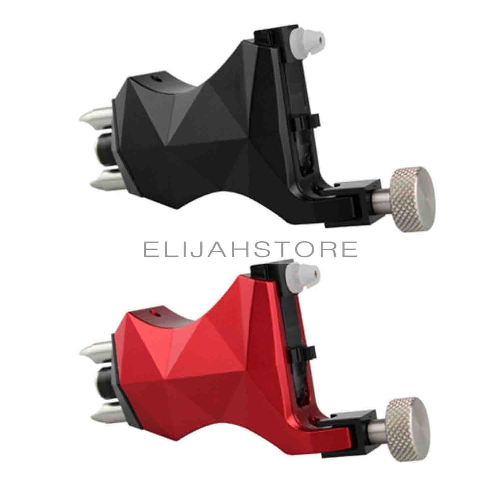 New Black and Red Color Shader & Liner Dragonfly Rotary Tattoo Machine Permanent Makeup 3D Tattoo Machine ink INK