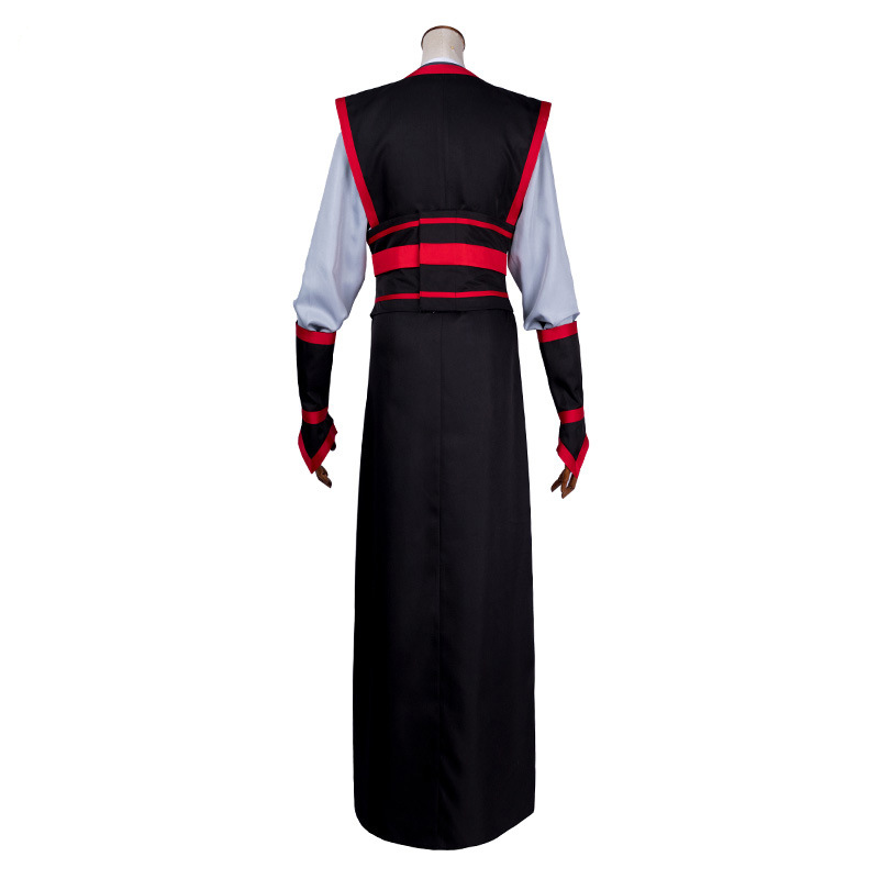 VEVEFHUANG Chinese Anime Magic ancestors COS clothing costumes Wei Wuxian juvenile Yiling ancestors cosplay full clothing
