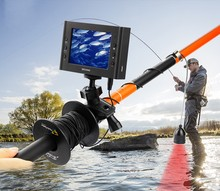 Underwater Fish Camera ICE Fishing Fish Finder 1000TVL 4.3