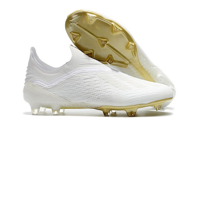 Hot Selling ZISA X 18+ FG Football Shoes Mens High quality Soccer Shoes