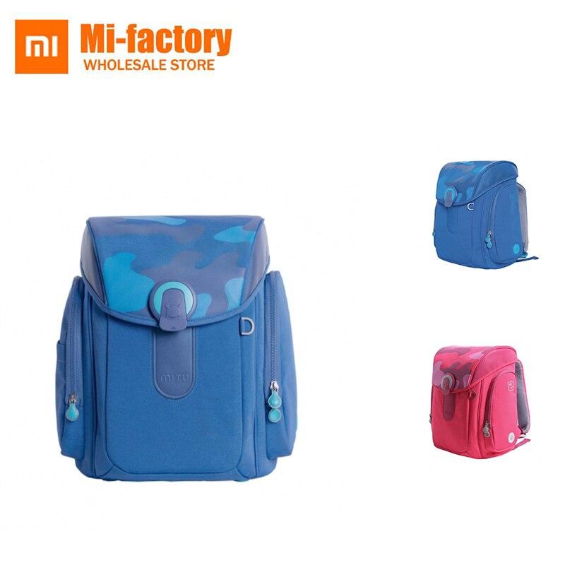 Xiaomi Mitu étudiants enfants enfants sac à dos cartable pour adolescentes garçons 13L grande capacité décompression