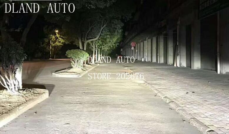 DLAND R4 40W 4800LM AUTO CAR LED BULB NƏZƏRİYYƏTİ LED LAMP KIT - Avtomobil işıqları - Fotoqrafiya 5