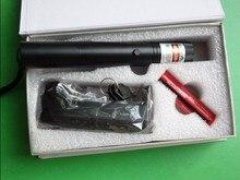 YENI Yüksek Güç Askeri 532nm 1 w 100000 m Yeşil lazer işaretçi Kalem zumlanabilir Yanan Maçlar pop balon, lazerler + Şarj Hediye Kutusu