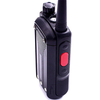 מכשיר הקשר 100% מקורי Baofeng UV-7R מכשיר הקשר Dual Band UHF / VHF נייד כף יד המשטרה מקלט רדיו שני הדרך HF Ham Transciver (4)