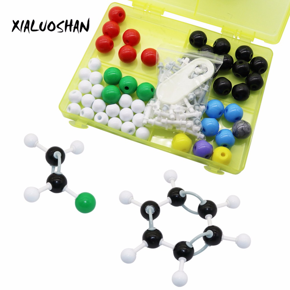 hight resolution of molecular model organic chemistry molecules structure model atom model for high school teachers and students