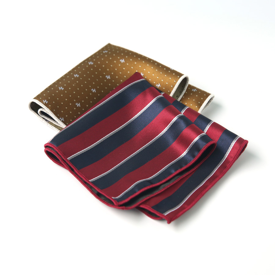 Mantieqingway Mens Handkerchief Pocket Square For Mens Business Pocket Towel Classic Formal Small Hankies For Ladies Chest Towel