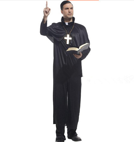 Image Gallery priest