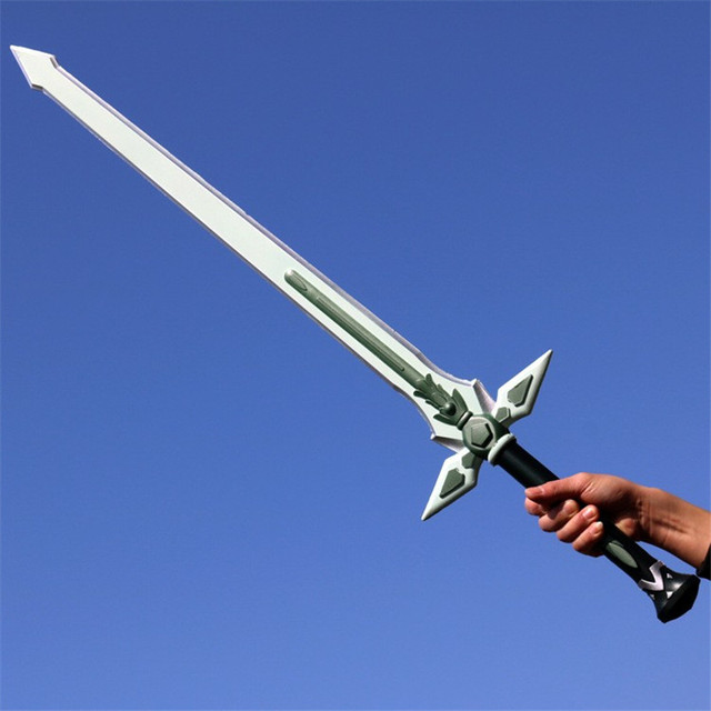 1:1 Cosplay The Elves Sword 72cm Sting Sword The SkySword 80cm Sword Art Online Sword 5 Style