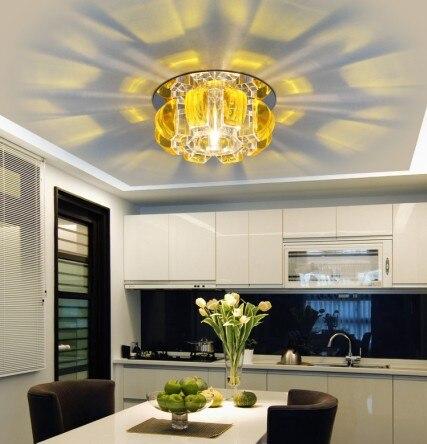 Nowe Lampy Sufitowe Abajur Luminaria Kryty Oświetlenie Led