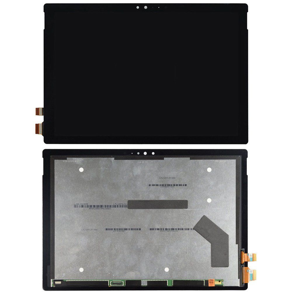 For Microsoft Surface Pro 4 1724 V1.0 Tablet LCD Panel Touch Screen Digitizer Display Assembly Replacement Free Shipping  for xiaomi redmi 4 pro lcd display touch screen digitizer lcd screen panel replacement for redmi 4 prime 5 0 inch mobile phone