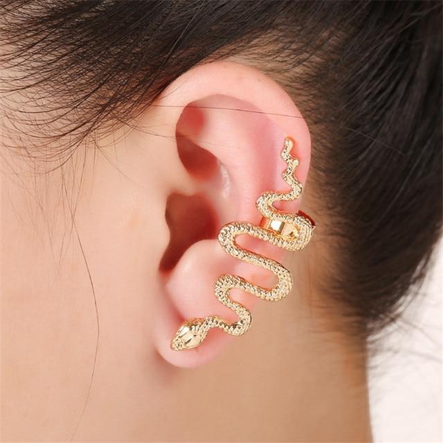 1PC Vintage Hyperbole Cobra Snake Earrings for Women Men Jewelry Punk Animal Ear Stud Handmade Stud.jpg 640x640 - 1PC Vintage Hyperbole Cobra Snake Earrings for Women Men Jewelry Punk Animal Ear Stud Handmade Stud Earings E232