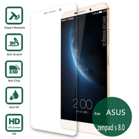 For Asus Zenpad S 8 0 Z580C Tempered Glass Screen Protector 2 5 9h Safety Protective