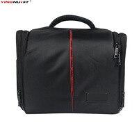 YINGNUOS Camera Bag Messenger Case Photo BagFor Canon DSLR EOS 1300D 1200D 1100D 760D 750D 700D