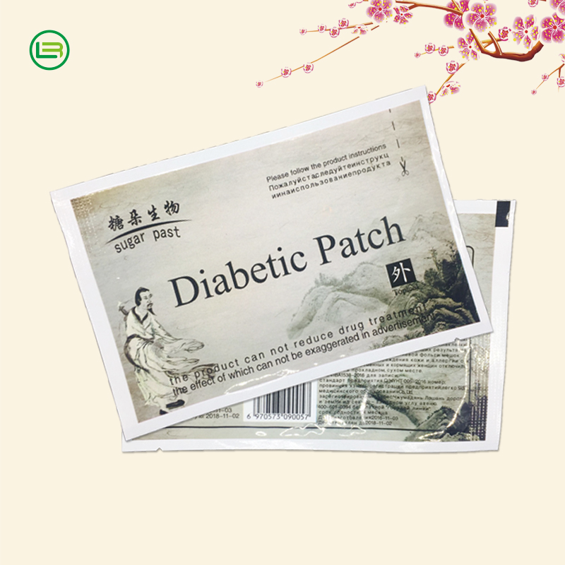 5-100 pcs Chinese natural herbs plaster diabetes patch medications treatment cure diabetes reduce high blood sugar product 5 bottles 500pills diabetes treatment radix rehmannia extract effects on central nervous system and cardiovascular function
