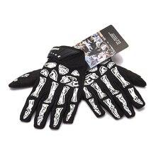 Ghost полный палец перчатки Велоспорт Bicicleta Luvas Ciclismo Guantes бег Альпинизм спортивная перчатка MTB Гонки