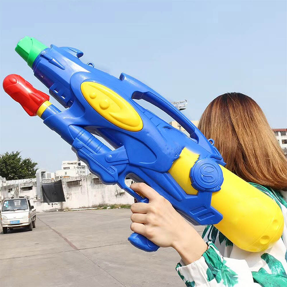 Child Beach Game Toys Big Water Gun Sports Game Shooting Toys Soaker Pump Action Outdoor Toy For Kids Adult Beach Squirt Toy