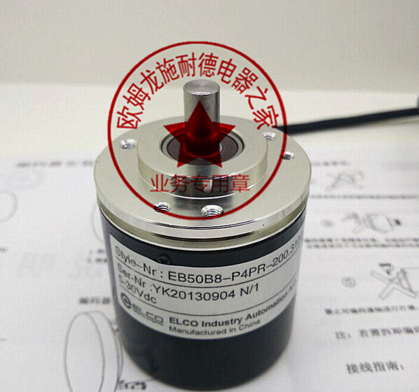 Elco EB50B8-P4PR-200.3100 rotary encoders игрушка siku бугатти eb 16 4 7 8 9 8 4см 1305
