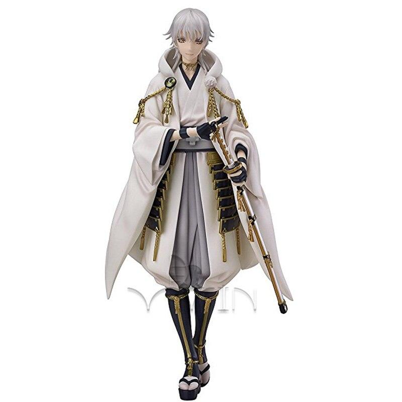 Touken Ranbu Online - Tsurumaru Kuninaga 1/8 Complete Figure touken ranbu online tsurumaru kuninaga 1 8 complete figure figurine 22cm