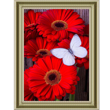 Exquisite Floral Vivid DIY Diamond Painting
