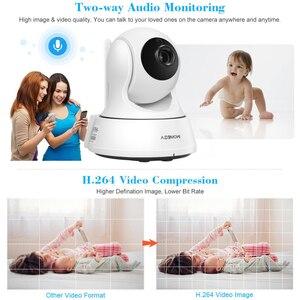 Image 3 - INQMEGA Cloud 1080P IP камера , беспроводная, автоматическое отслеживание, домашняя камера безопасности, камера наблюдения, Wifi, CCTV камера, детский монитор