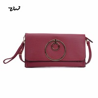HEC China Online Selling Leather Shoulder Bags For Women
