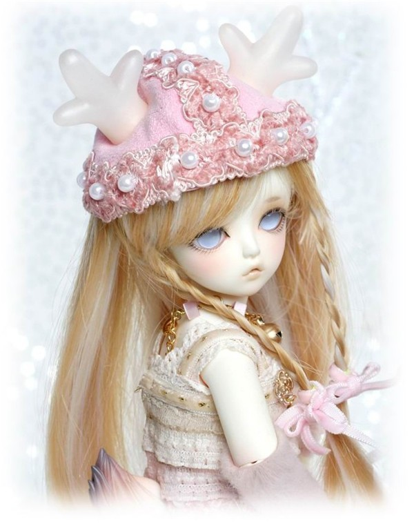 stenzhorn(stenzhorn)  bjd sd soom Ai Winnie Deebjd/ sd1/6 doll volks doll bjd sd doll wigs soom photon minifee chloe male female dolls black long wig 3 1 1 6 immediately shipped