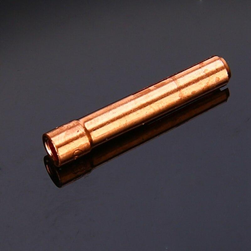 HOT-7Pcs/Set #12 Pyrex Glas Tasse Kit Stubby Spannzangen Körper Gas Objektiv Wig-schweißbrenner Für Wp-9/ 20/25 Mayitr Schweißen Zubehör