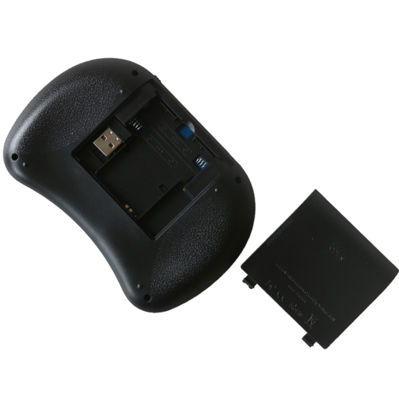 USB Backlit Keyboard Mini Wireless Keyboard 2.4Ghz Gaming Touchpad Air Mouse For Android TV Box Tablet PC Laptop