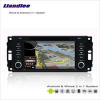 Liandlee Car Android Multimedia Stereo For Dodge Avenger / Caliber / Caravan Radio CD DVD Player GPS Navi Navigation Audio Video