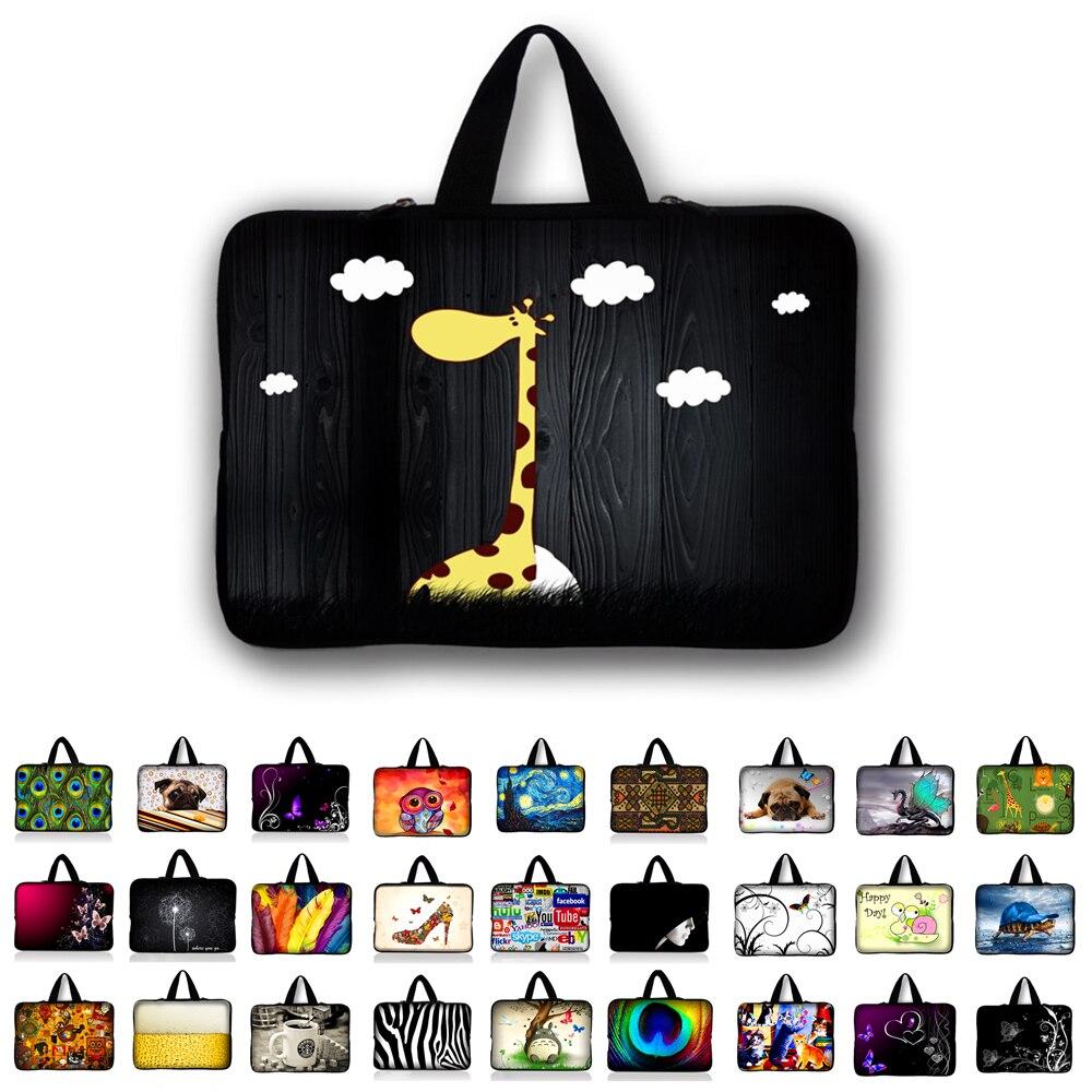 Multi Laptop Bag Notebook Sleeve Case Messenger Carry Bag For macbook PC 9.7 10.1 11.6 12 13 13.3 14 15.4 15.6 inch Computer bag