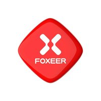 Foxeer Echo Patch 8DBi RHCP/LHCP FPV Small Antenna SMA Male for RC FPV Racing Drone Quadcopter Aircraft UAV Model RC Spare Parts