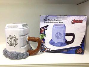Image 5 - Thor קפה ספלי קרמיקה פטיש בצורת כוסות וספלים גדול קיבולת מארק creative drinkware